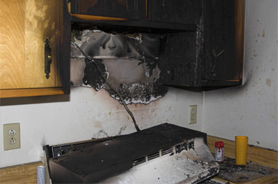 Fire/Smoke Damage Restoration